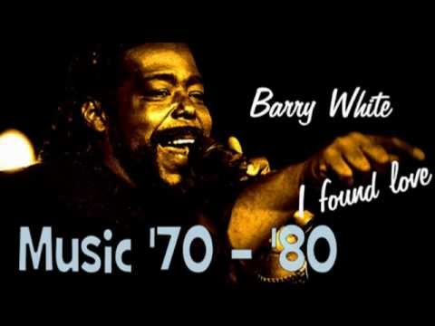 Barry White I Found Love Youtube