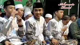 Ya Hanana#Ya Lal Wathon#Mars Banser voc Ahkam feat Gus Azmi live Lamongan