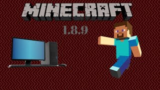 Tutorial de como BAIXAR MINECRAFT de PC 1.8.9 Download MediaFire