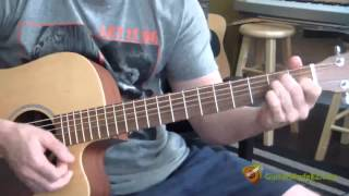 America - Sister Golden Hair - Guitar Lesson (Chords, Strumming Pattern and More!)