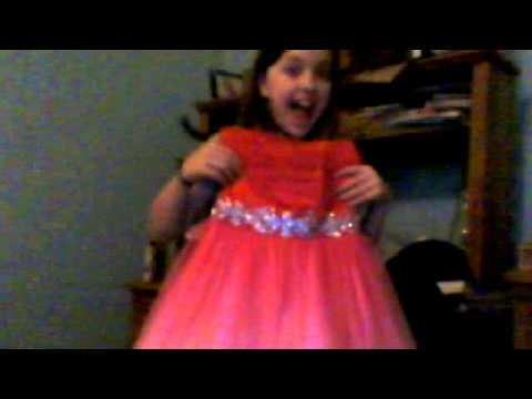 My Dress For the 6th Grade Dance!!!!!!!!!!!!!! - YouTube
