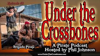 Brigada Pirata - Italian Pirate Band on Under The Crossbones