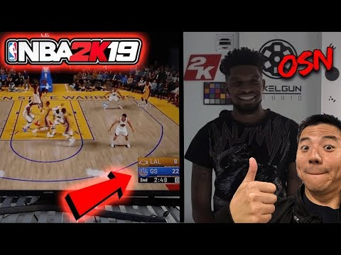 NBA 2K19 - DEV CONFIRMS GAME WILL BE BETTER THAN 2K18! YouTubers Play Closed Beta With New Features