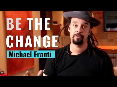5 Steps to Change the World | Michael Franti