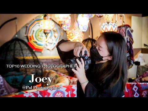 Joey:「婚禮攝影師就好像新人的老師一樣,為他們紀錄人生最重要的成績表。
