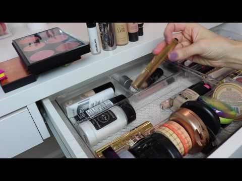 Shop My Stash | Everyday Makeup Drawer Update April 2017
