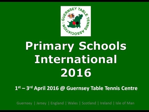 Primary Schools International 2016 - Round 3 (Boys: ENG v GGY)