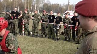 Cпецназ Сдача на краповый берет Рукопашный бой 12 мин