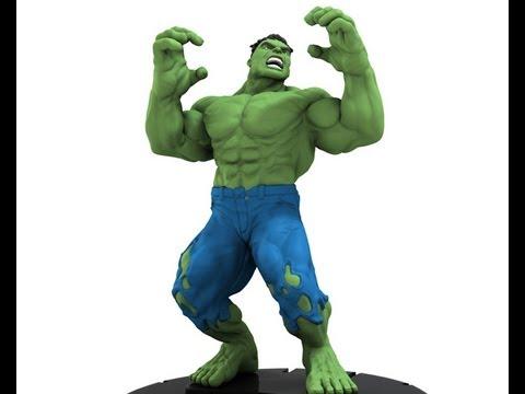 Incredible Hulk Marvel Heroclix Preview Skaar Hulk Bruce Banner