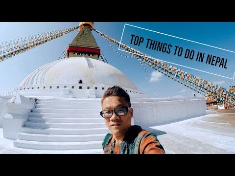 Top Things To Do In Nepal ~ Kathmandu & Pokhara Travel Guide