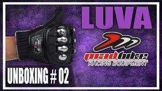 Unboxing #2 - Luva Madbike (Aliexpress)