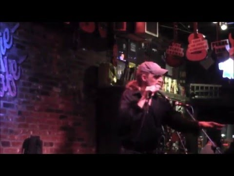 BILLY GIBSON & THE RVs - RUM BOOGIE CAFE -  1/3/2016