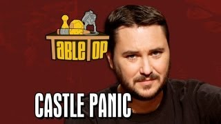 Castle Panic: Yuri Lowenthal, Tara Platt and Andre the Black Nerd join Wil Wheaton on TableTop, Ep 6