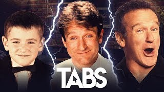 Clic droit sur ROBIN WILLIAMS - TABS