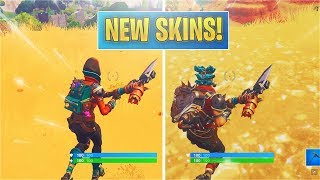 *NEW* Ruckus/Mayhem Skins + Junkjet Glider & Splinterstrike Pick! (Fortnite)