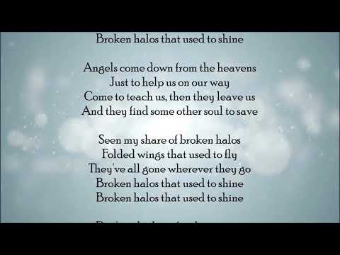 Broken Halos  Chris Stapleton Lyrics
