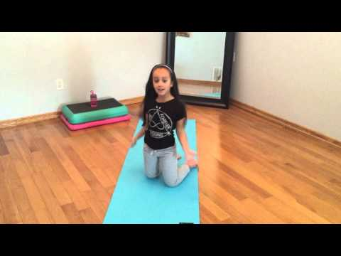 Happy Yoga With Juliette 4