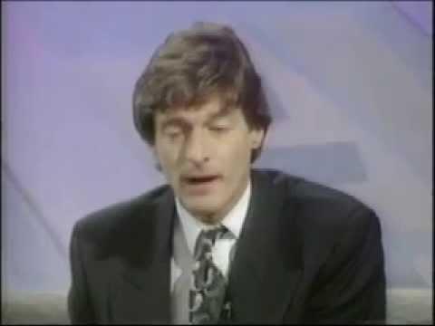 Nigel Havers  A Perfect Hero  Wogan    1991