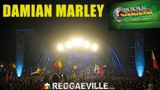 Damian Marley - Intro/Make It Bun Dem/Set Up Shop @Rototom Sunsplash 2013 [August 24th]
