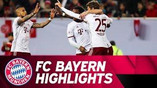 FC Bayern Claim Telekom Cup 2017 | Highlights