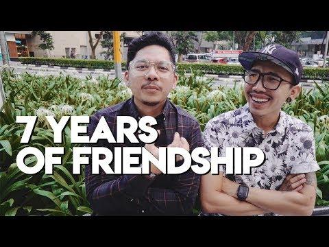 Arti 7 Tahun Persahabatan (w/ Alitt Susanto) - LevelUp #6