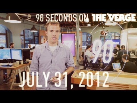 Nexus Q, Zynga, and the new Hotmail - 90 Seconds on The Verge: Tuesday, July 31, 2012