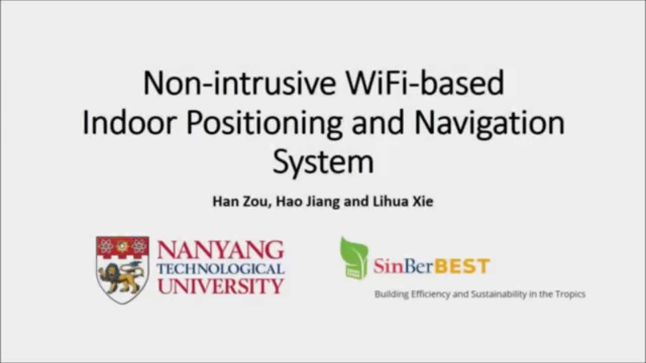 Non intrusive WiFi based Indoor Positioning and Navigation System