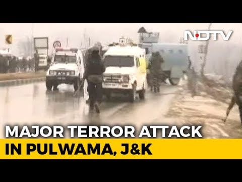 40 CRPF Men Killed In Blast In Kashmir's Pulwama, Worst Attack In Years Mp3
