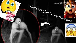 THRERE ARE GHOST IN MY HOUSE!!!!!!!!!!!!!!!!!!!!!!!!😥😥 (COPS CALLED) (NOT CLICKBAT)