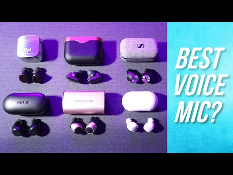 Top Earbuds For Voice Call Quality 2019 - Sony WF-1000XM3, Sennheiser Momentum, Klipsch T5 and More