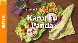 Karot Fu Panda