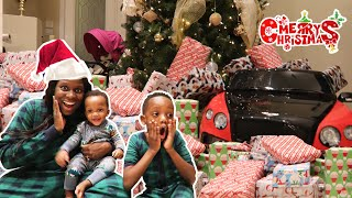 MOST INSANE FAMILY CHRISTMAS GIFTS OPENING EVER!!!