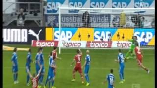 Hoffenheim : Bayern (1:2)