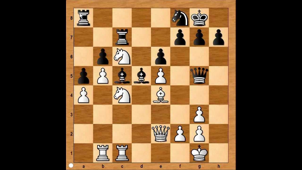 London System: Kocovski vs Mitkov.