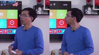 Trên tay Android TV Box EM95x mini - phiên bản VIP nhất của EnyBox ở phân khúc phổ thông