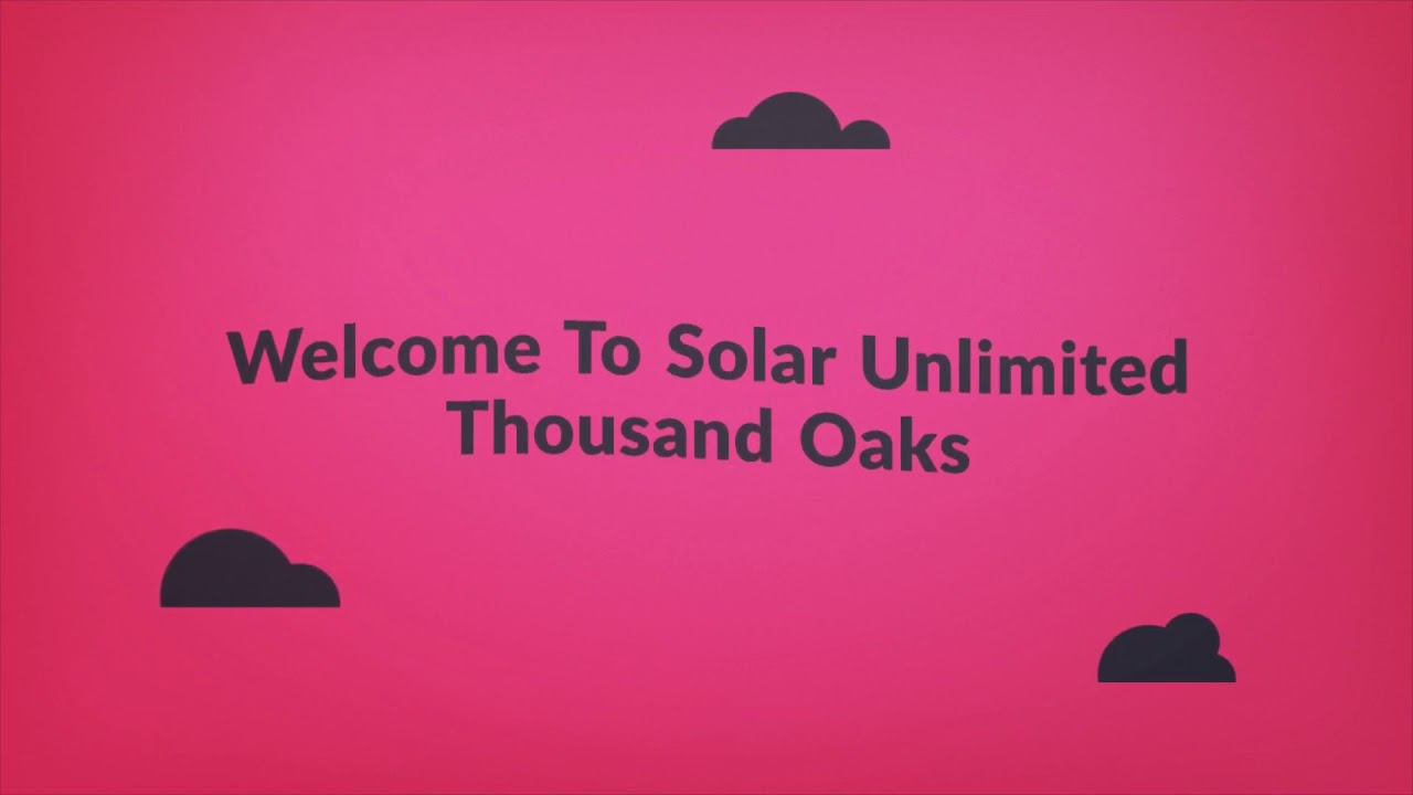 Get Now Solar Panels in Thousand Oaks