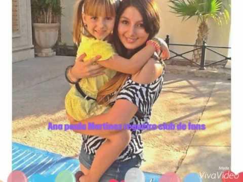 Feliz cumpleaños mi niña hermosa Ana paula te amo