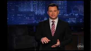 NBC's Shomari Stone Featured on Jimmy Kimmel LIVE