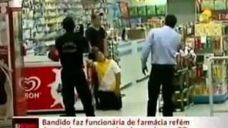 Élőadásban lőtték le a túszejtőt - sokkoló videó