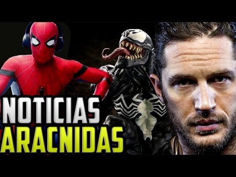 Tom Hardy será Venom y la música de Homecoming