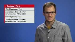 Gabriel Fischer - t-Test und z-Test