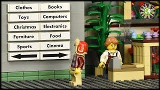 Lego Christmas Shopping.