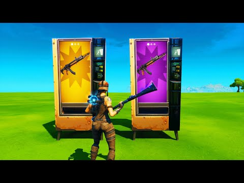 How To GET The UNRELEASED HEAVY ASSAULT RIFLE In Fortnite Creative! (Fortnite Glitches)