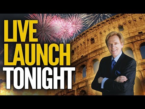Mike Maloney - Live Launch For Episode 9 of Hidden Secrets Of Money TONIGHT
