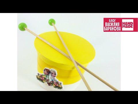 Музыкальный инструмент своими руками в детский сад фото