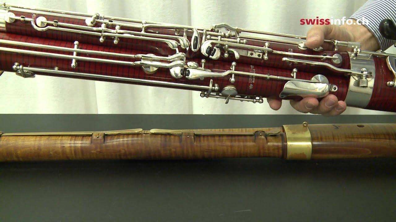 Stradivarius of bassoons resurrected
