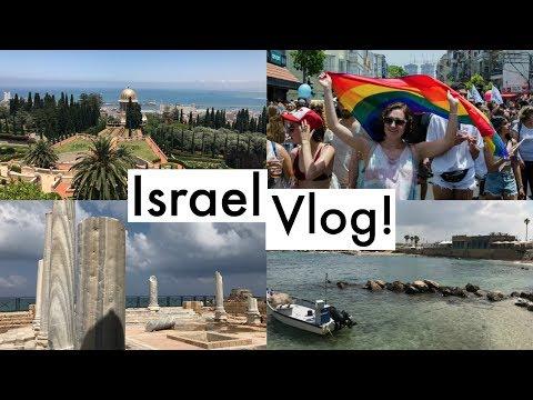 My Trip To Israel! (VLOG)