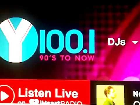 WHYI-FM Y100 Miami South Florida TOTH ID @ 8 PM on Tues 05312016