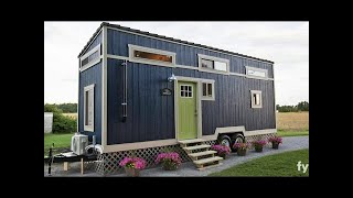 Tiny Houses In Detroit & The Bohemian Escape