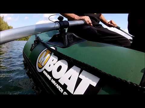 MBoat 230 - Schlauchboot Für Angler